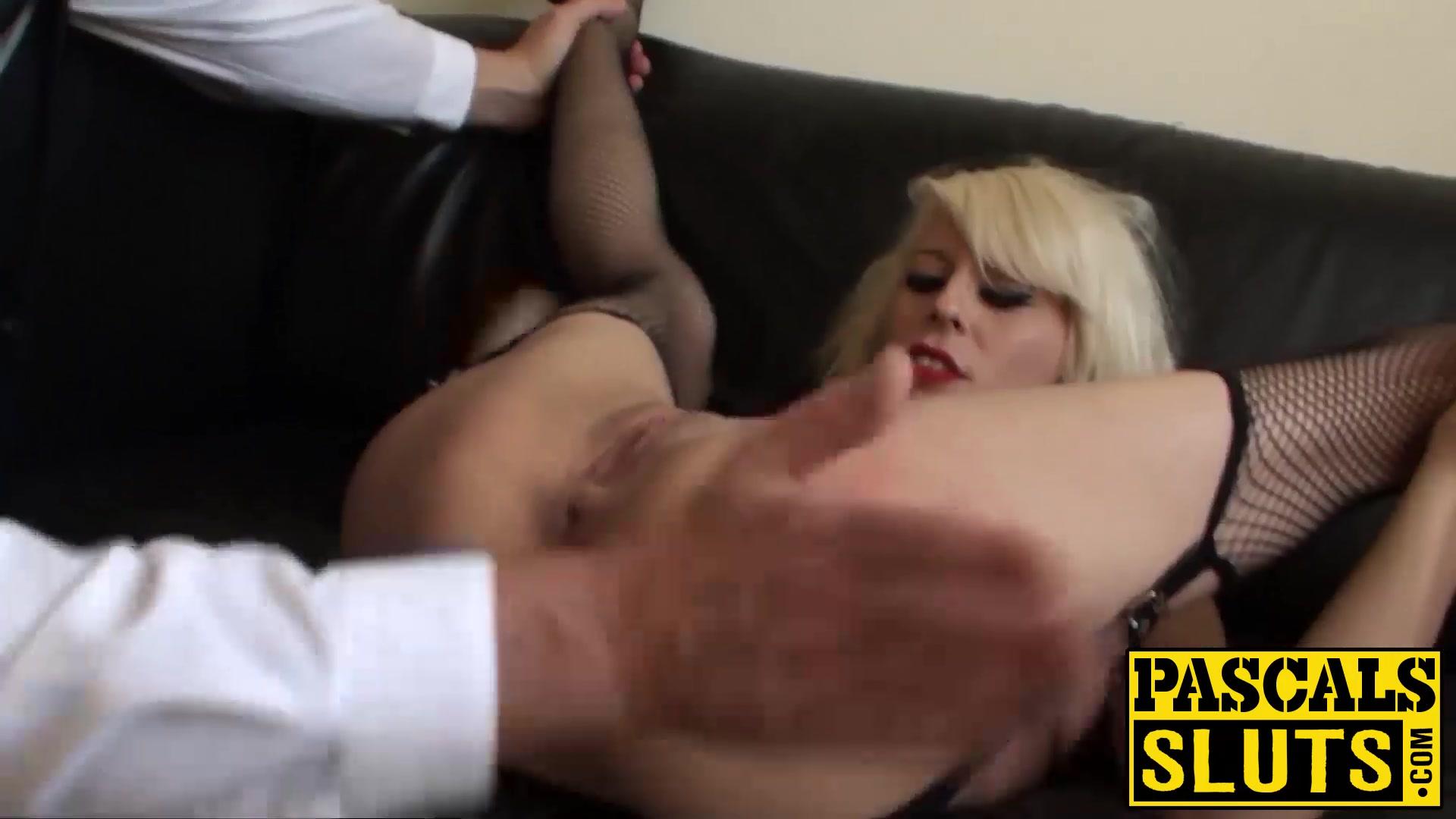 Black thighs porn XXX Video