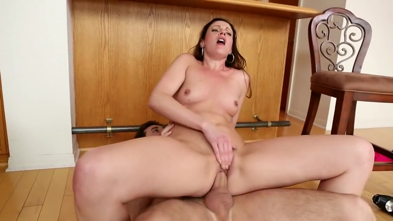 Porn tube Girl on top of man