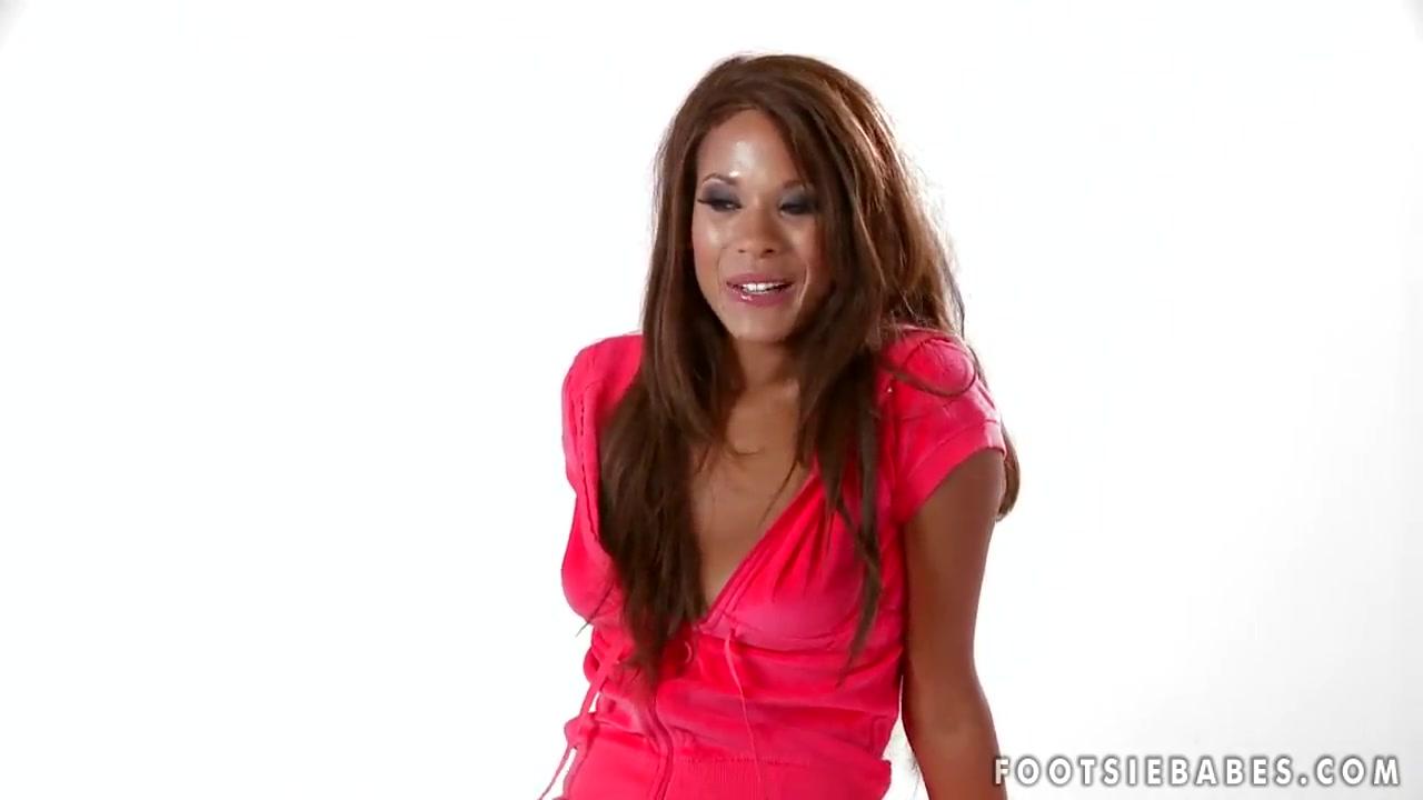 Ebony booty Beautiful