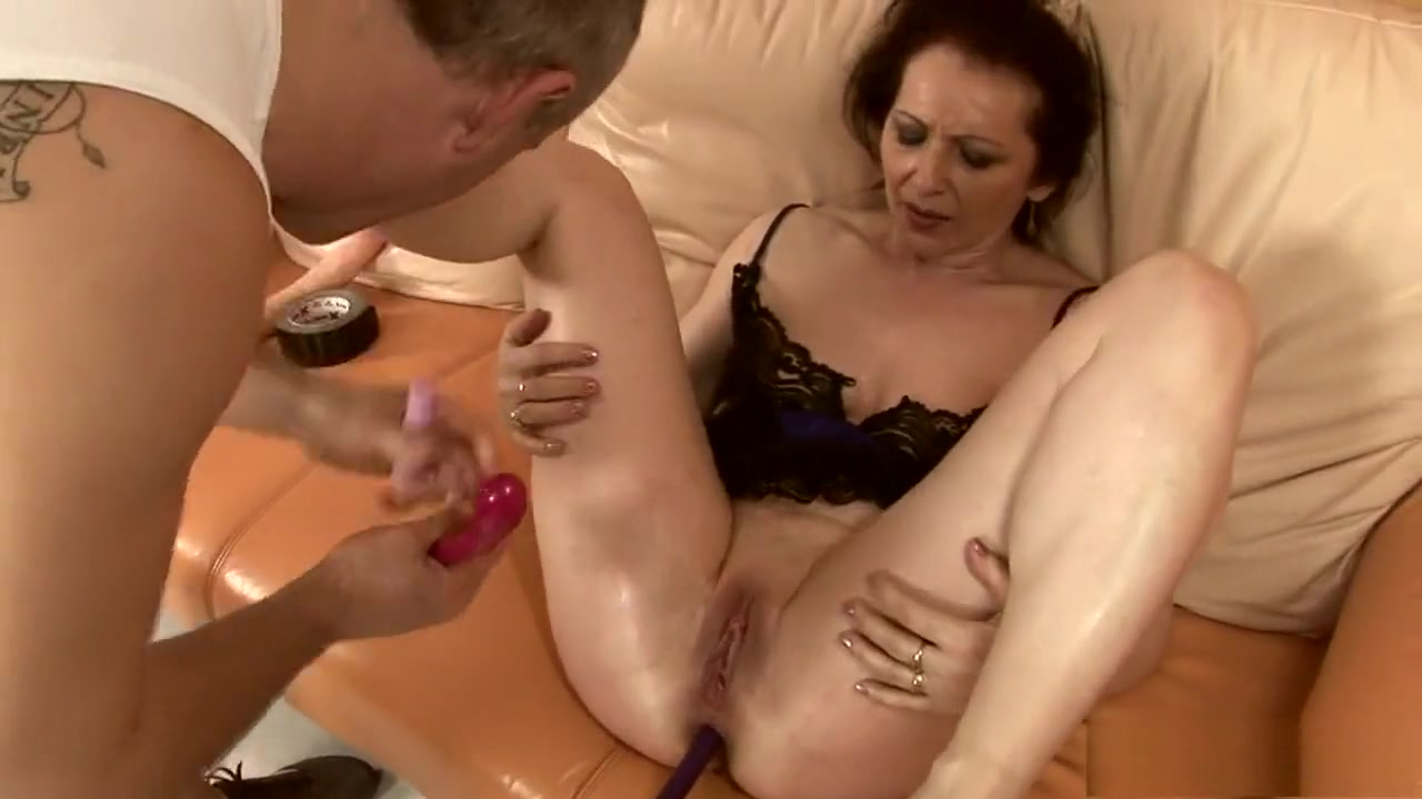 Porn Pics & Movies Mature hairy maid gets fucked