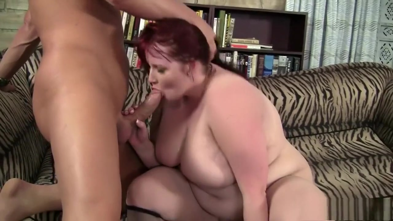 Fat redhead Eliza Allure enjoys every thrust of cock in her needy cunt euro sluts free porn