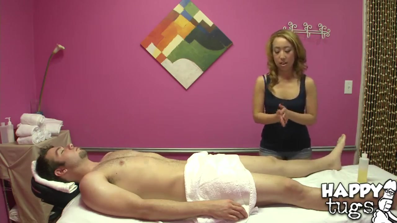 Hot Mandi treats Chad White with erotic massage! bizarre sex domain de