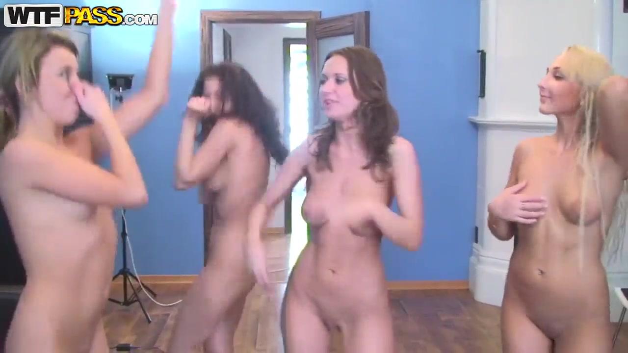 Female basketball players naked