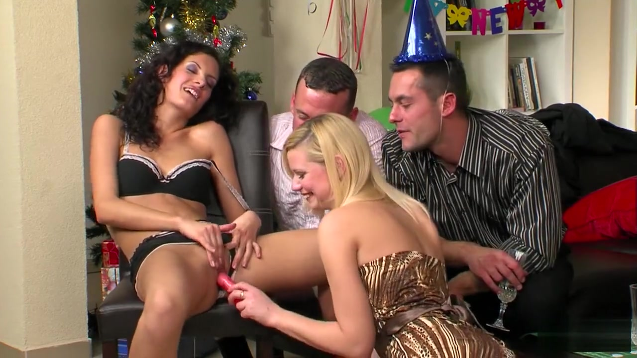 New Years Eve sex party episode 1 brazil hot naked babes