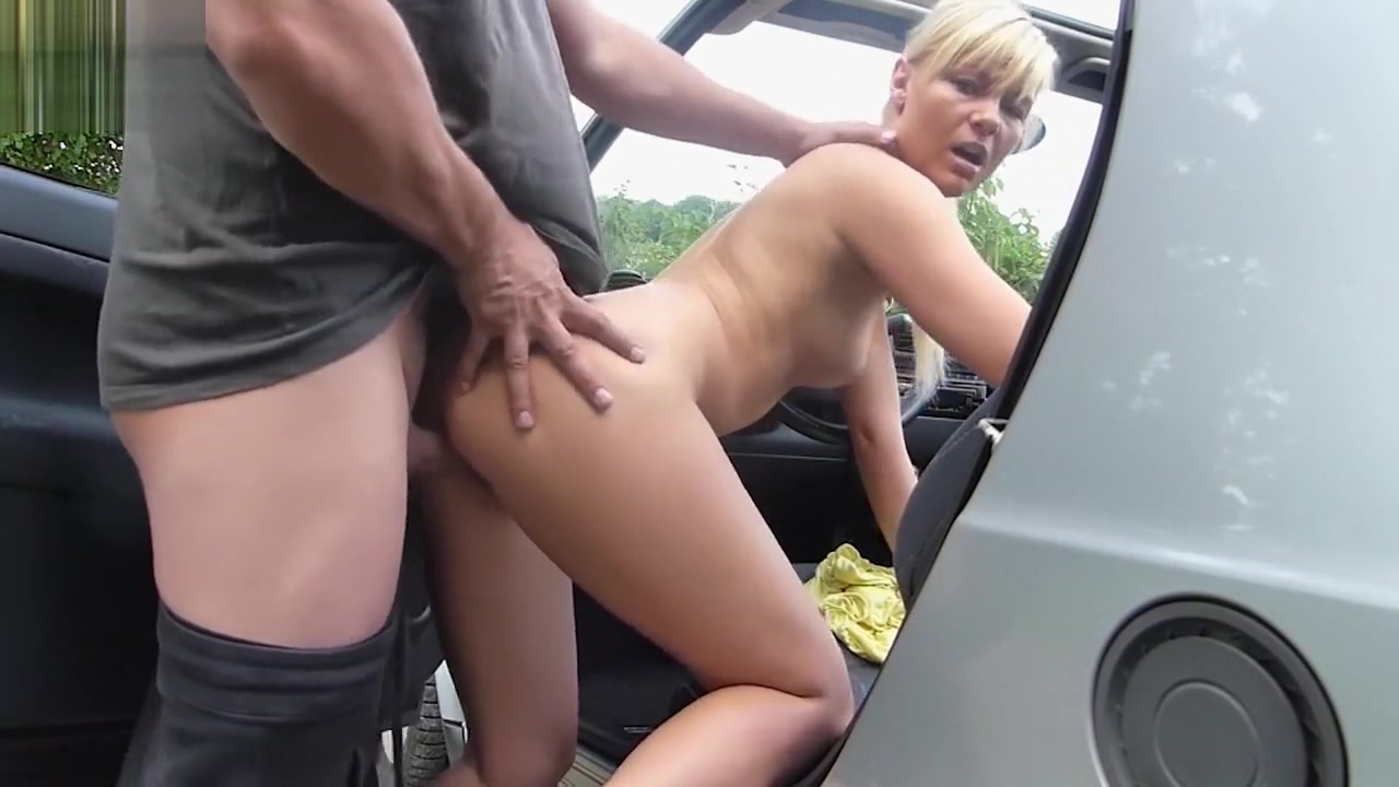 German blonde gets a cum load on a field road cherokee strip convention center