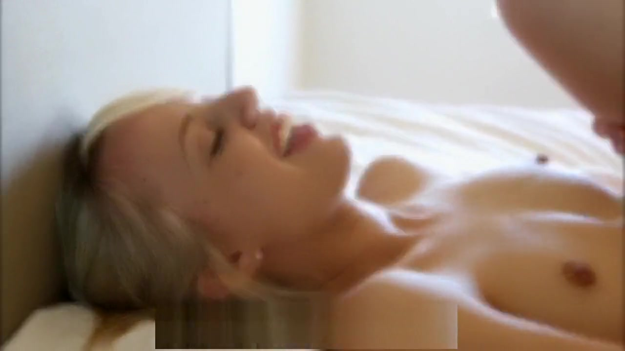 Nude 18+ Sexy business woman threesome