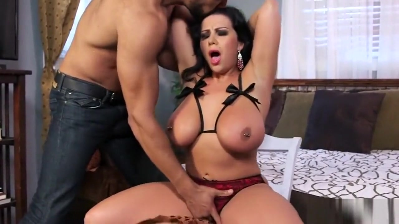 Latina with big ass rides on Nude gallery