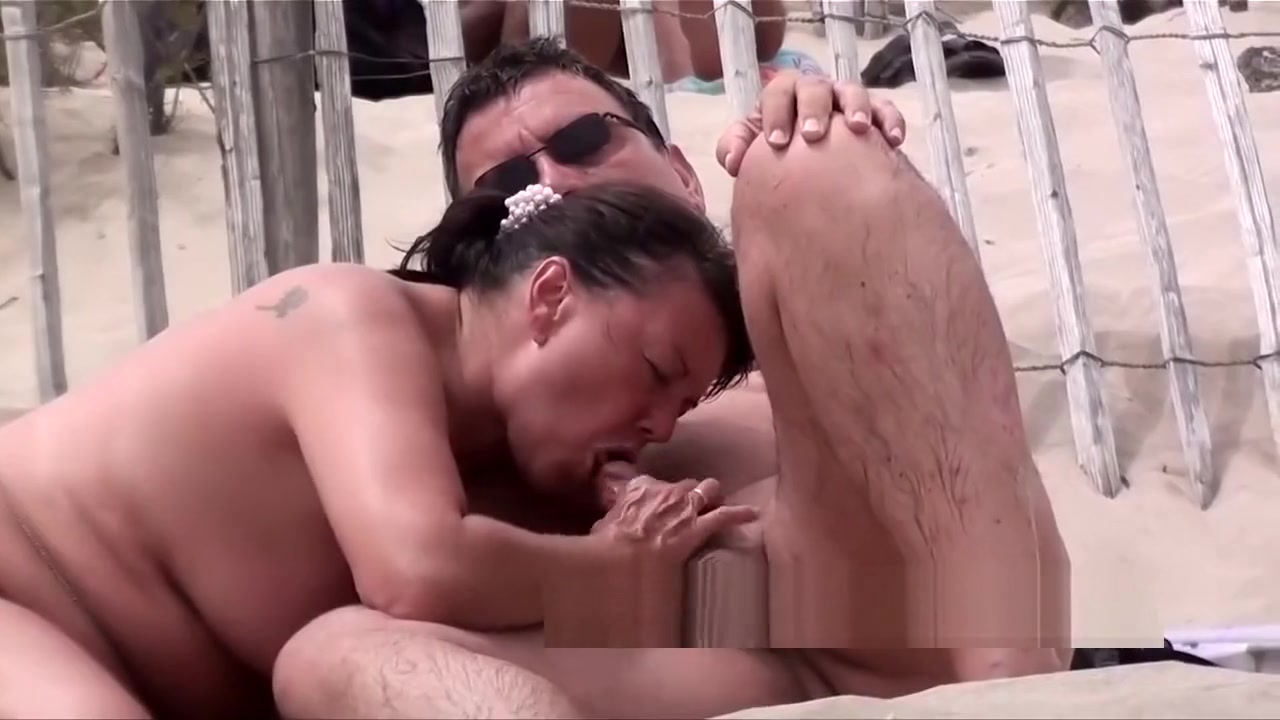 Nude gallery Blowjob under table porn