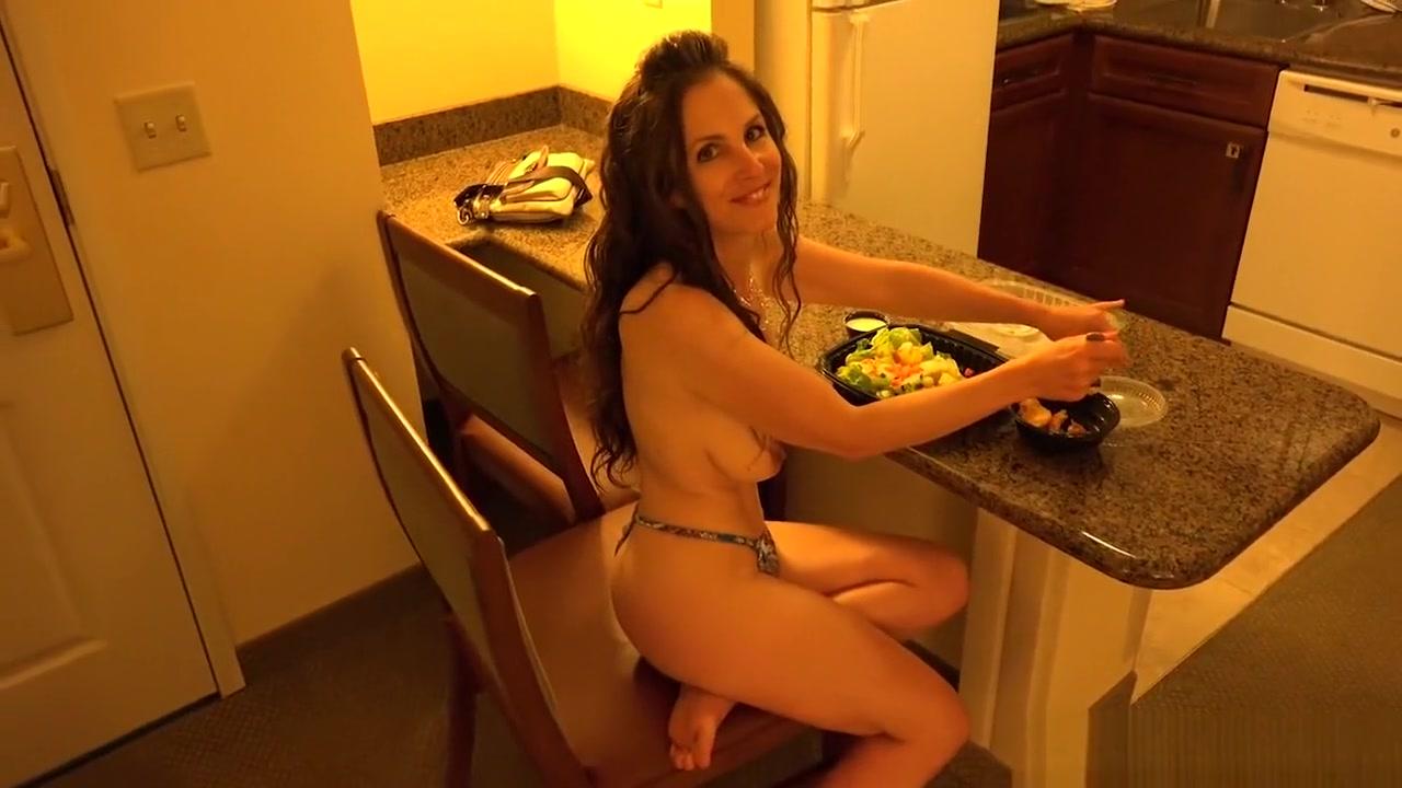 Sexy xxx video Hardcore milf in kitchen