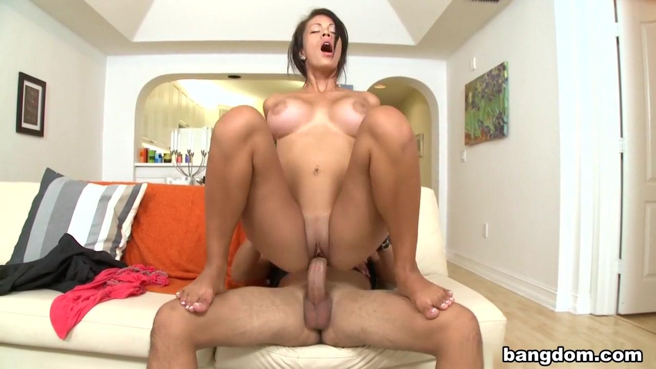 Nude gallery Sporty busty slut fucked hard