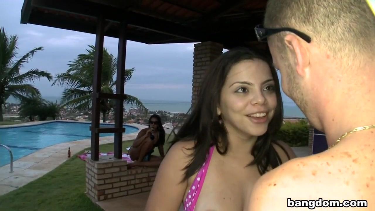 Porn tube Hot blonde bikini models