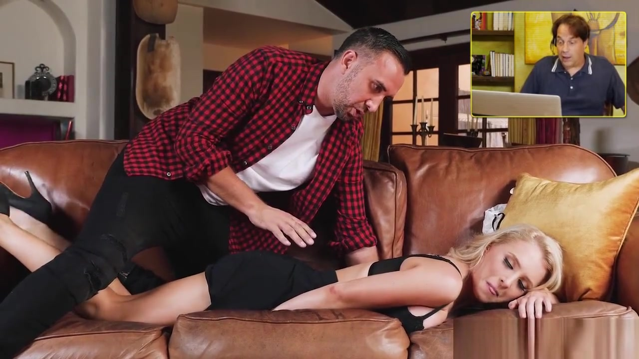 Porn Base Lingerie legs spread