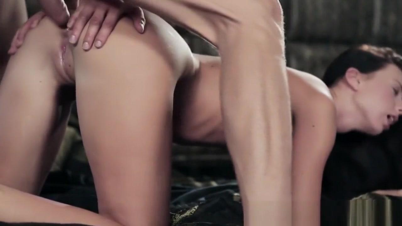 Woman in lingerie gets her rear penetrated by hard cock Bikini model thong brazil