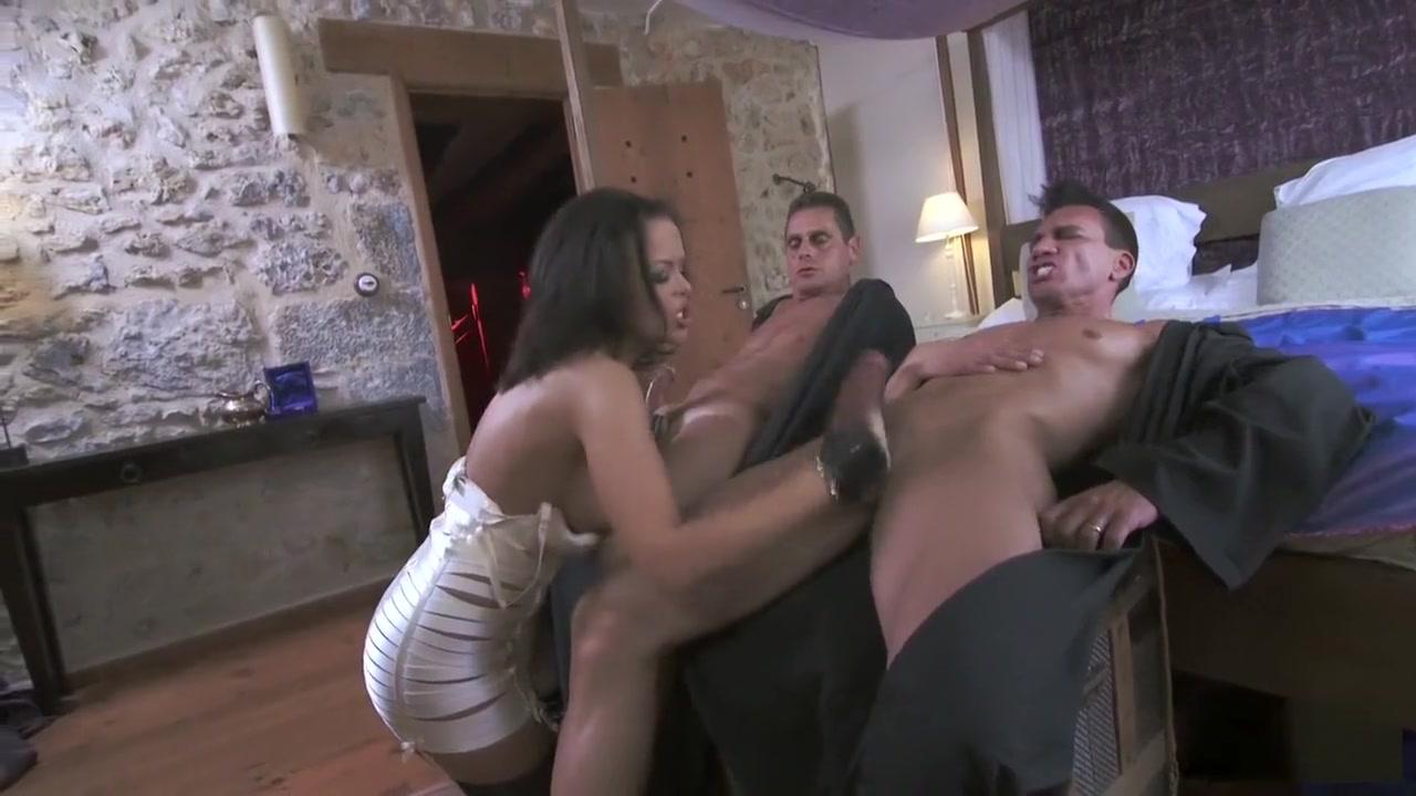 Porn tube Hot babe coercive into lesbian sex