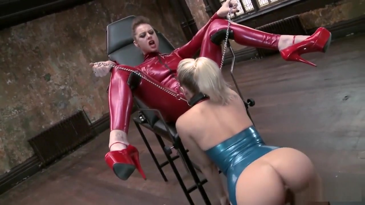 Girls tied fucked up