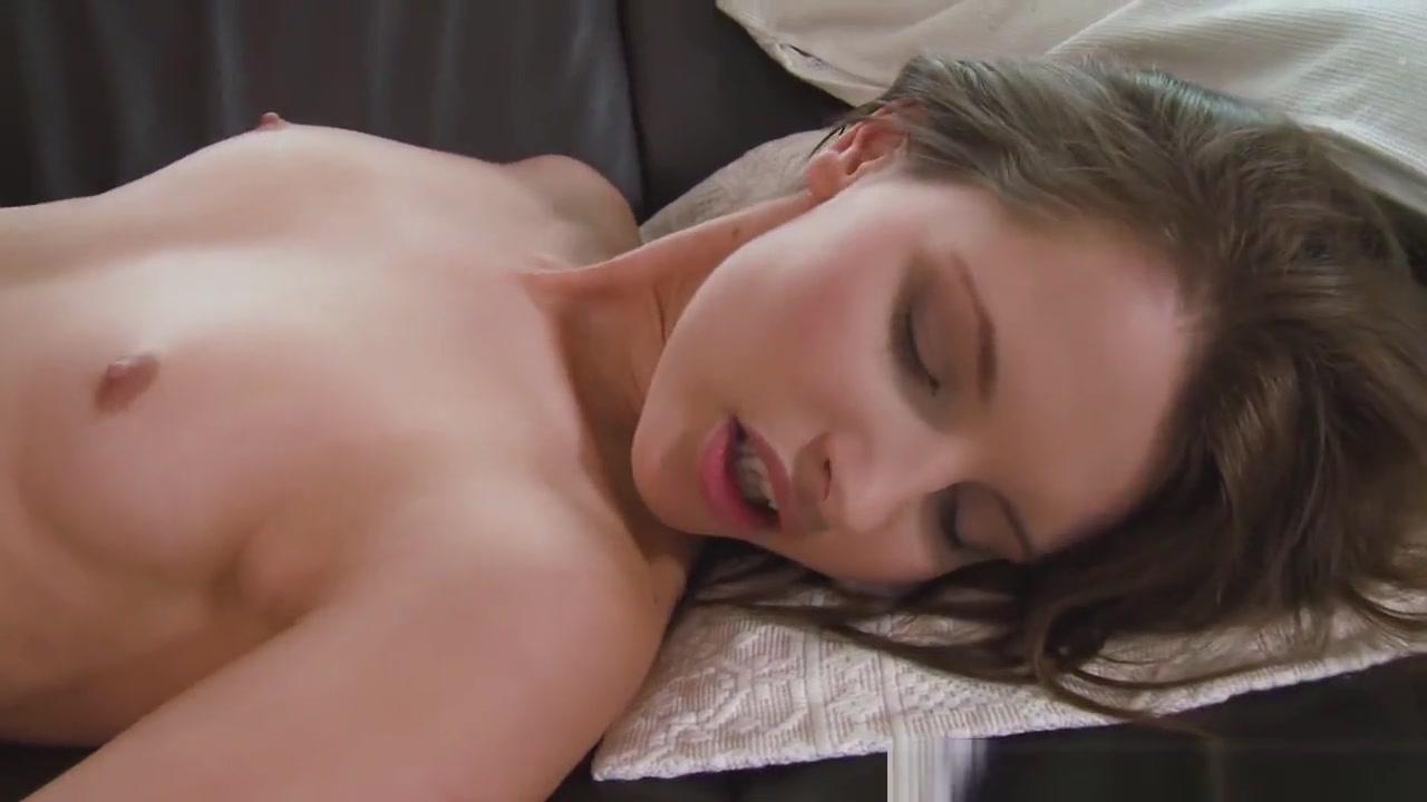 Lesbias horney masturbation Brunette