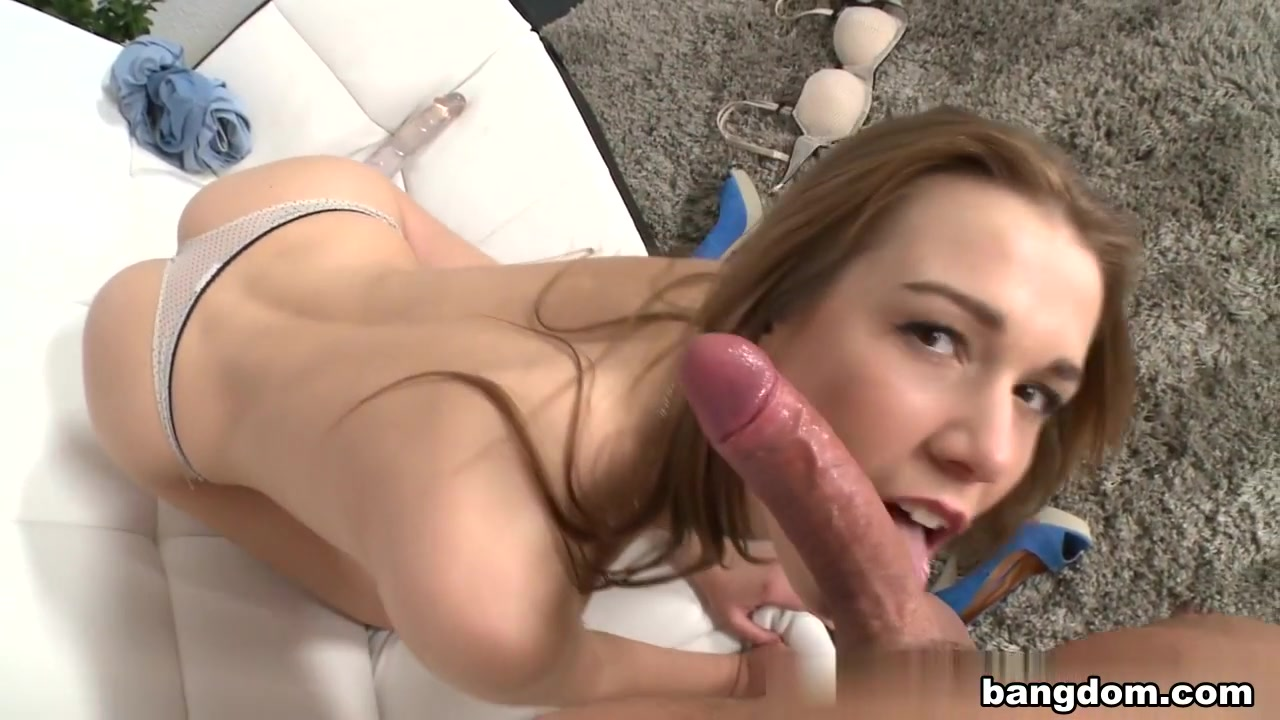 Alexis Crystal in Sexy Brunette From Europe Gets Her Tight... Lady tsunade gets fucked