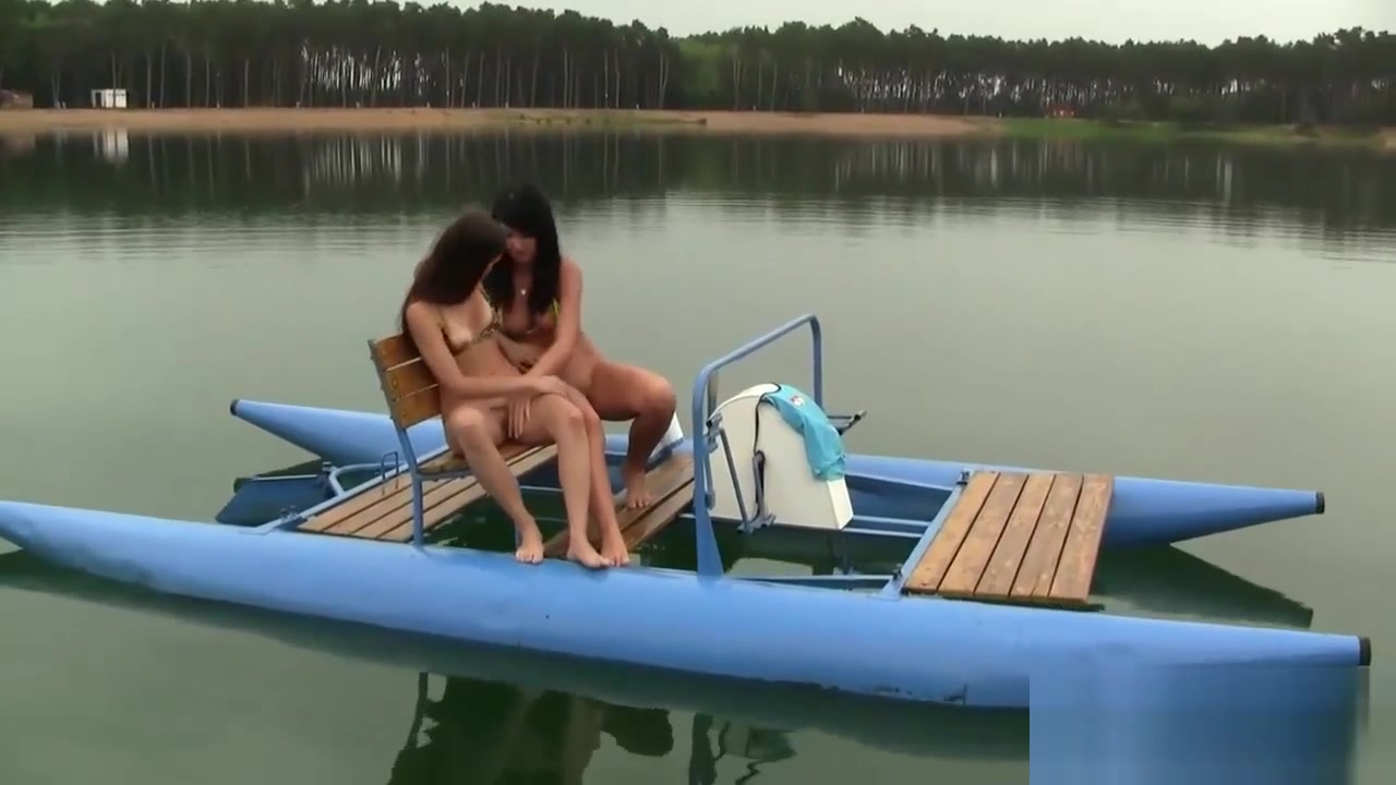 Licking Beach lesbos pussy bisexual