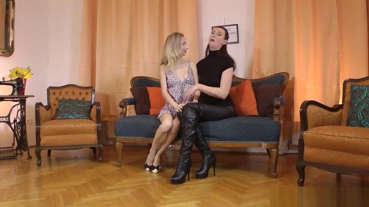 Naked Porn tube Lesbian pornstar seduces my wife