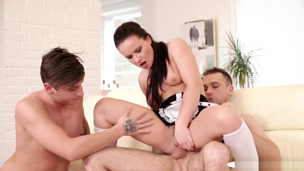 Pussyfucking Twinks Sucking Cock In A Mmf Gangbang stockings porn videos on tube