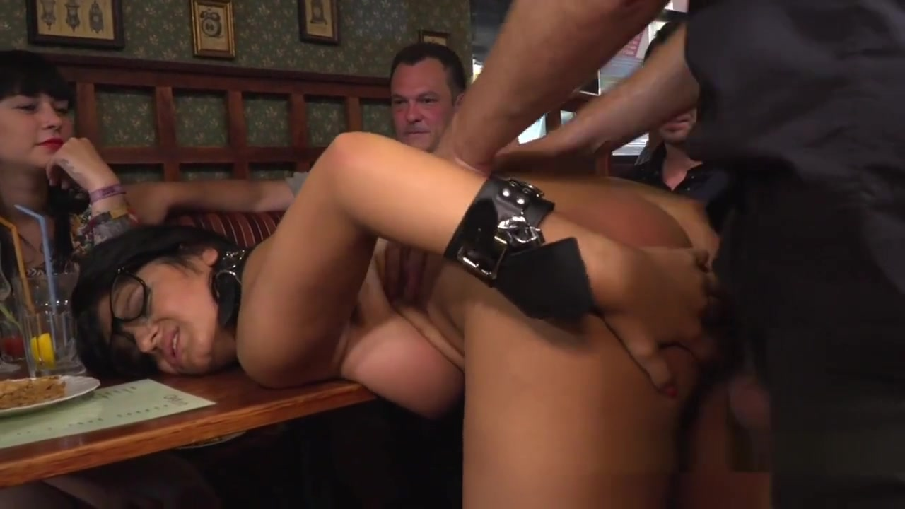 Hungarian Slaves Disgraced In Public Brezil Phat Ass