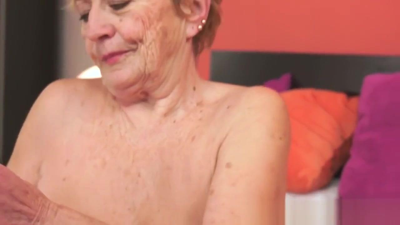 Quality porn Clothed granny porn