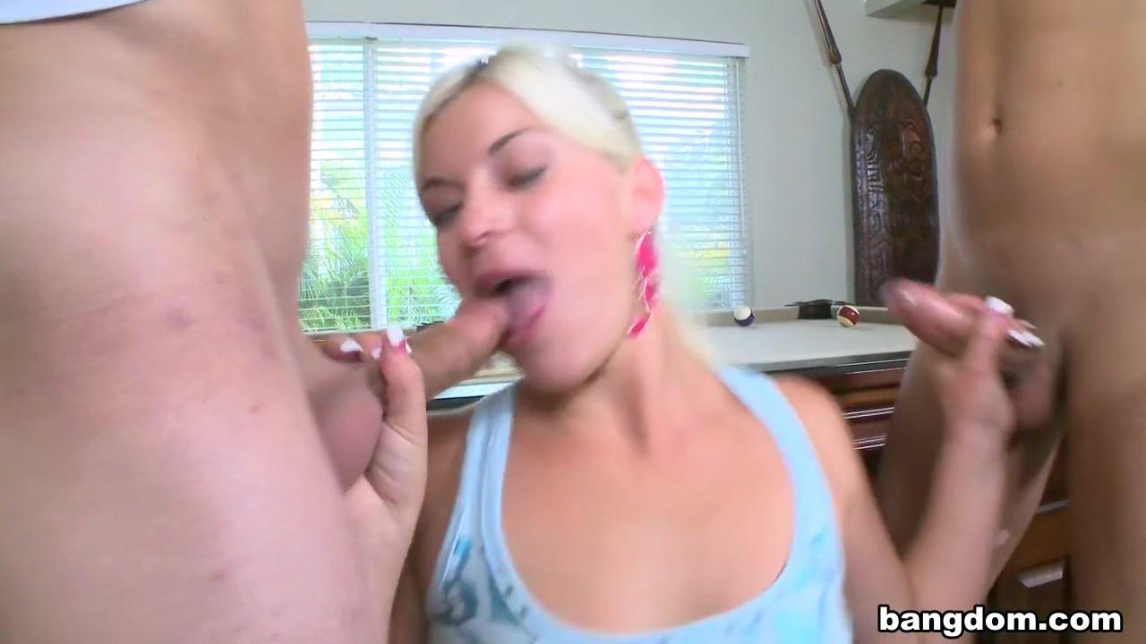 All porn pics Undertable blowjob