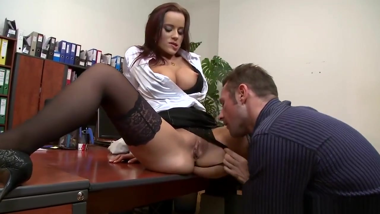 Brazzers - Big Tits At Work - Another Day Ano Girls with big tits have sex