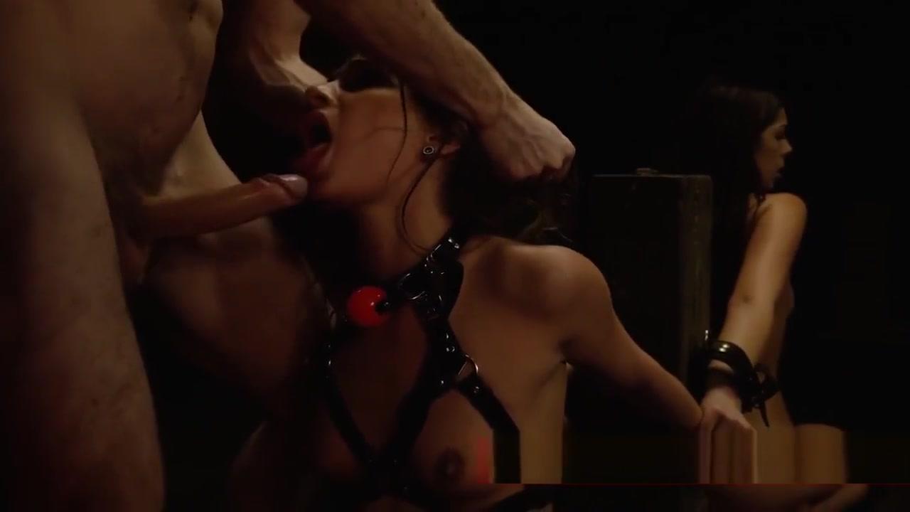 Hot Nude gallery Mff threesome oral train