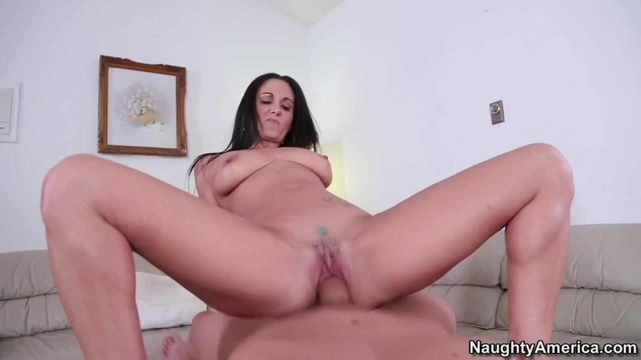 Excellent porn Busty low hangers