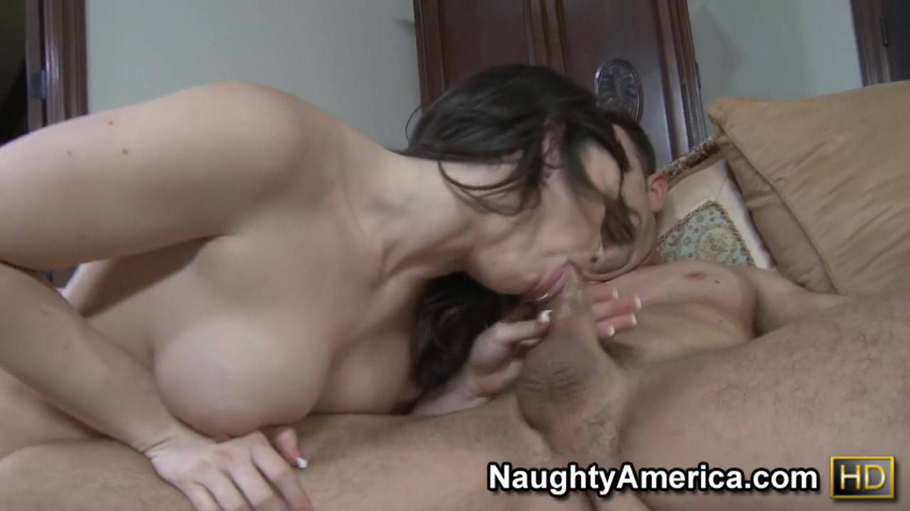 Lovely female agent straponfucking her client xXx Images