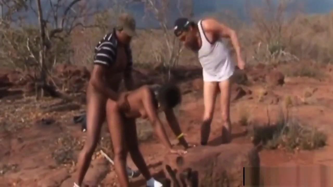 African Chick Abused By Horny Studs Outdoors condoms and sex toys for men