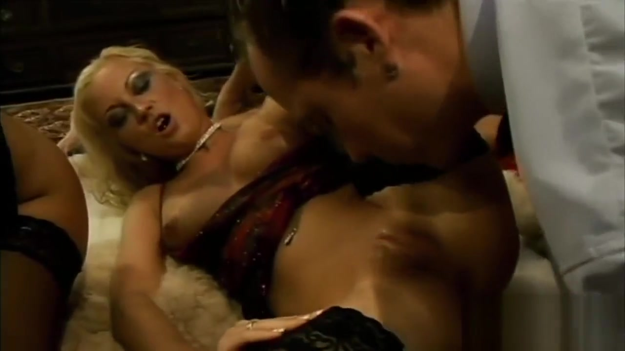 Foxy Harlots Get Nailed In An Orgy milf sister seduces brother