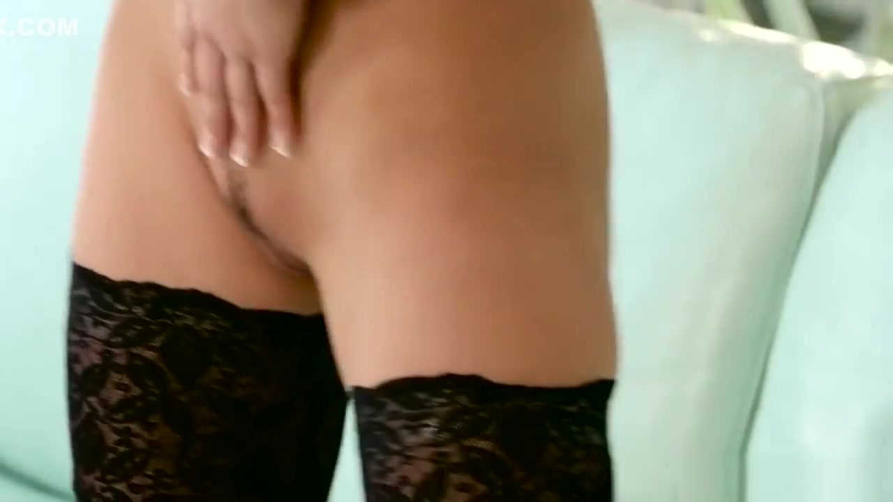 Busty black stockings Porn clips