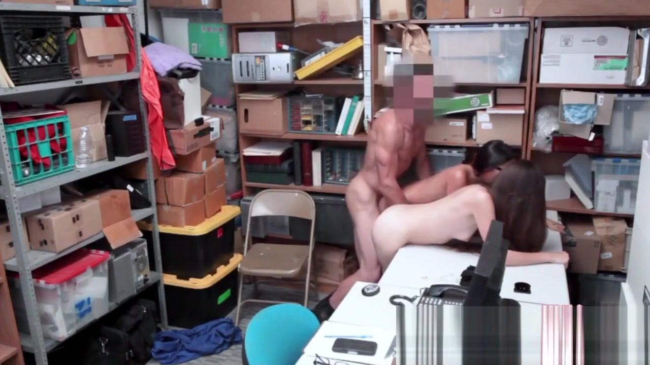 Porn archive Big tits in black