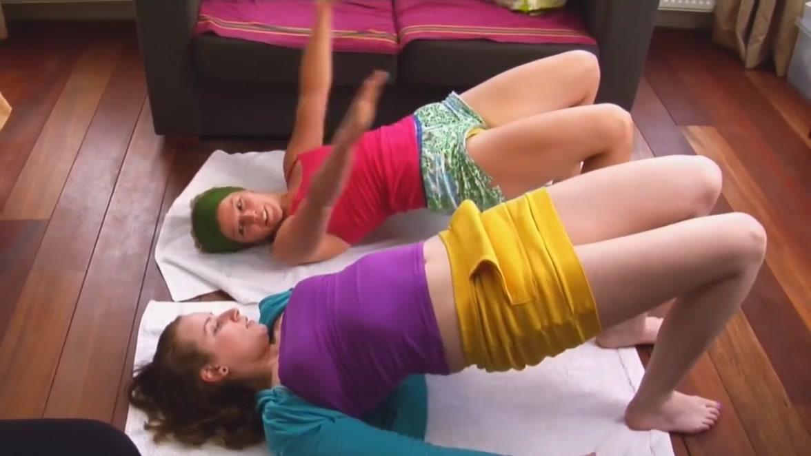 Naked unconscious girls black