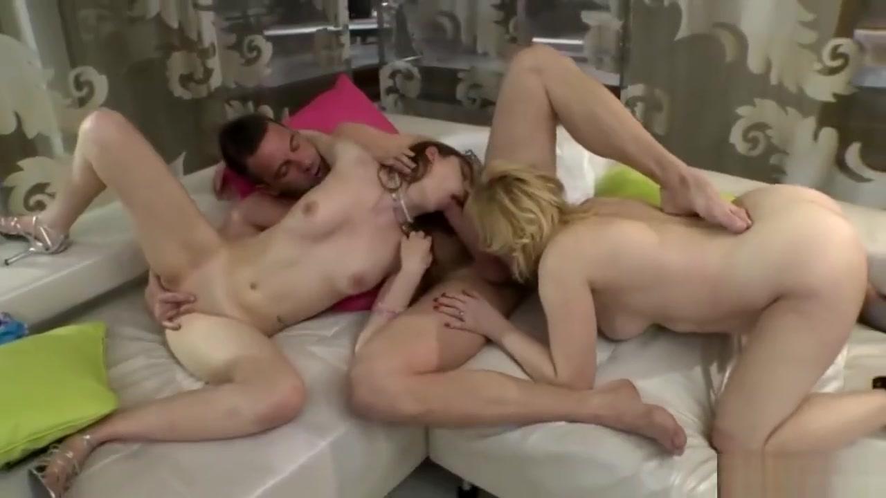 Girl masturbating to lesbians Best porno