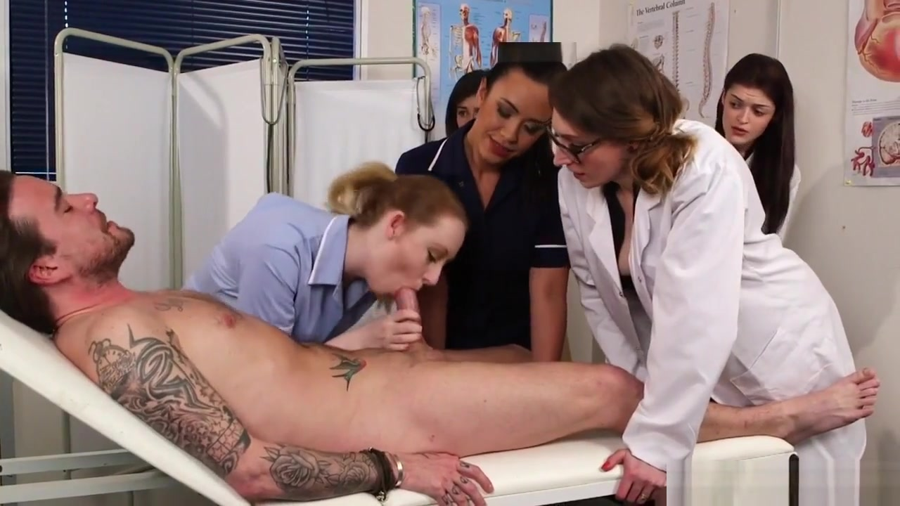 Cfnm Brits In Hospital Blowjob live cams