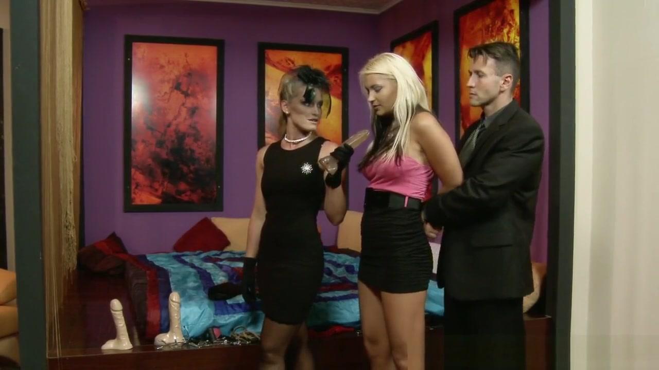 Adult videos Big Tits Angel Loves A Gangbang