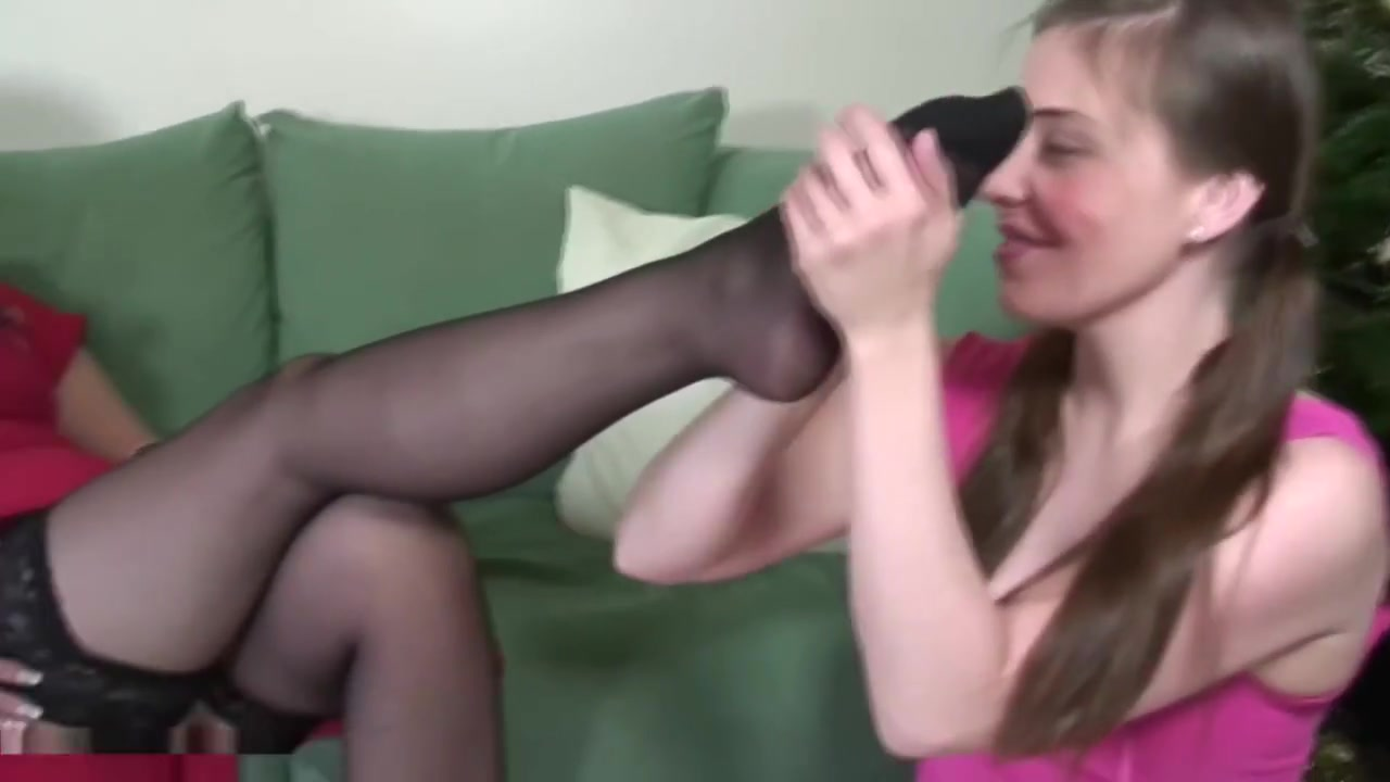 Pornos Stockings orgies lesbiam
