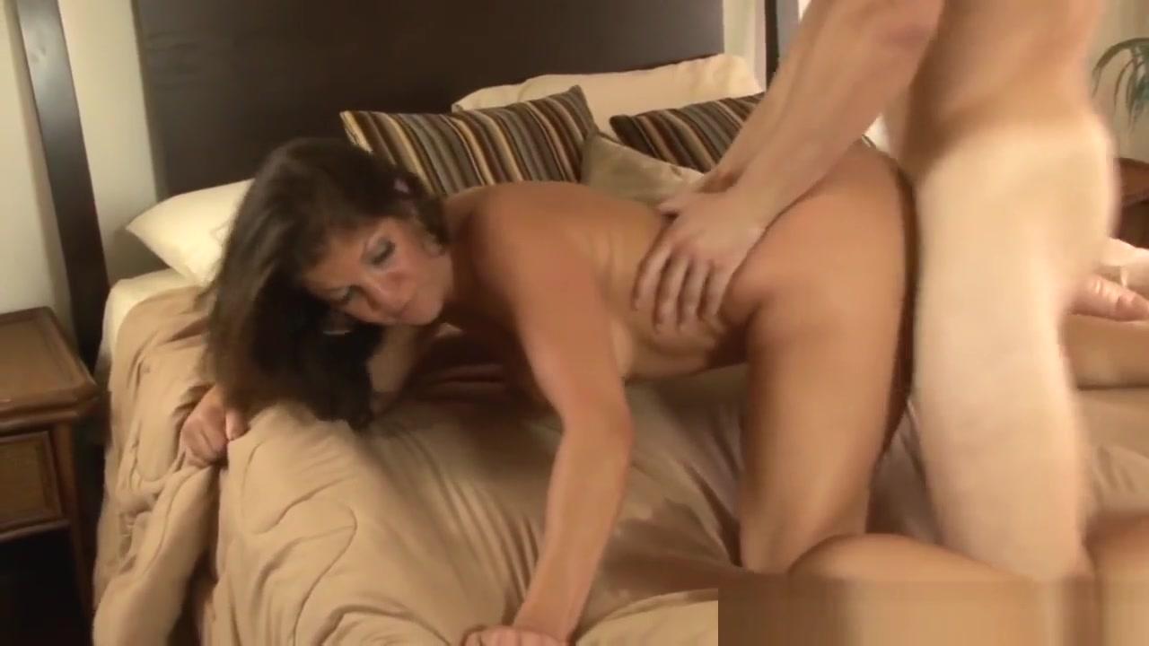 Porn clips Mature interracial double penetration