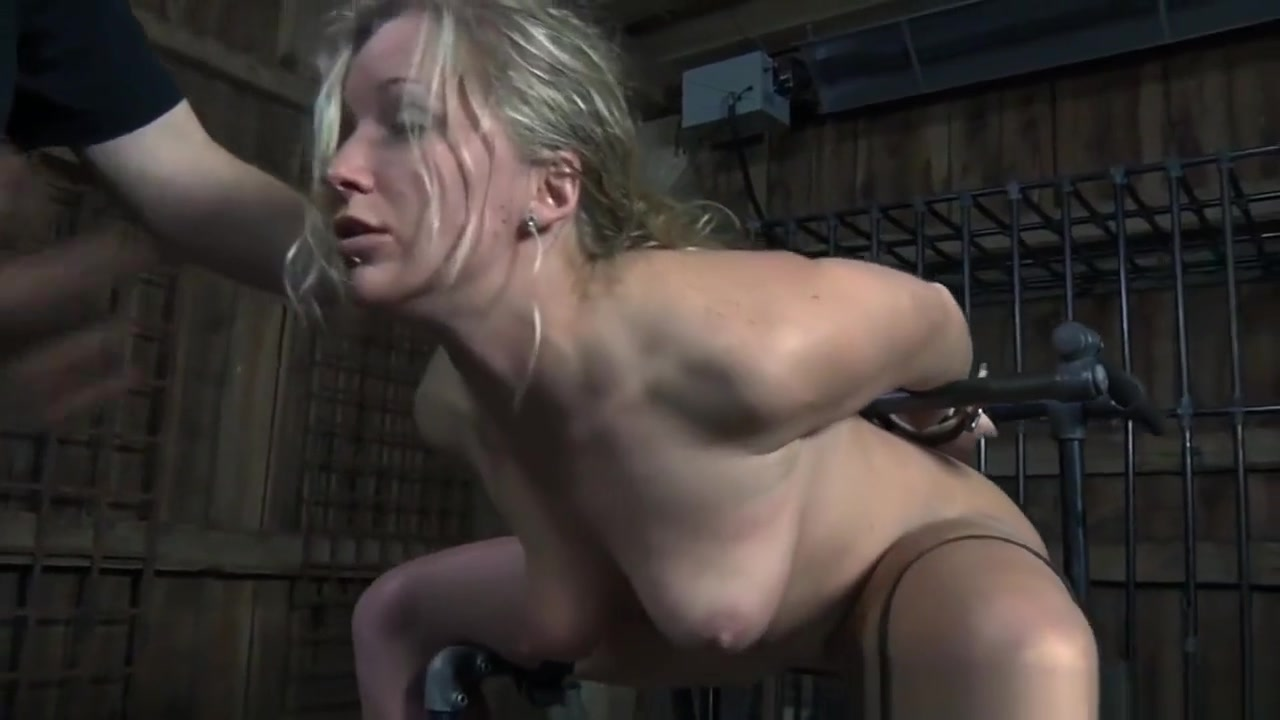 Shackled Bdsm Sub Dominated By This Maledom