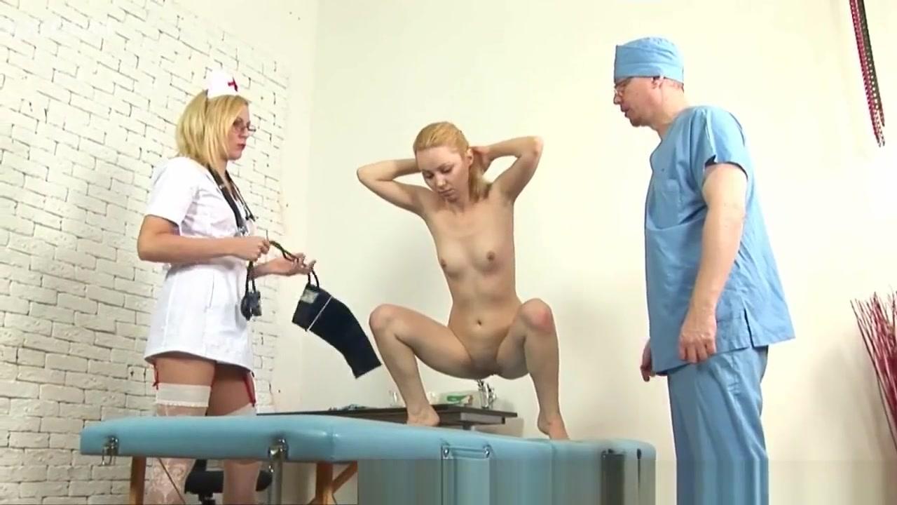 Medical exam Jina spanish lesbian girls kissing video