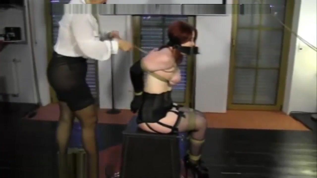 Sexo BDSM Lesbias
