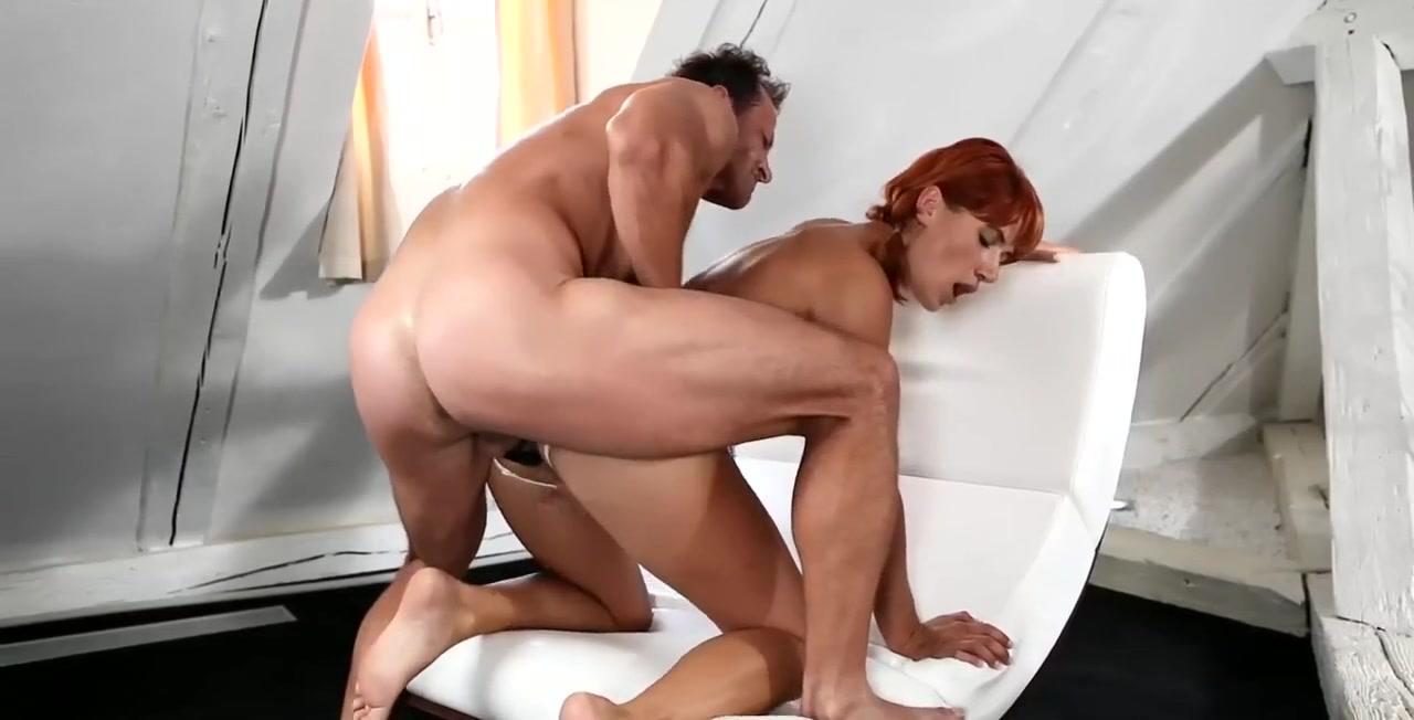Porn Pics & Movies Elegant mature nylon pussy