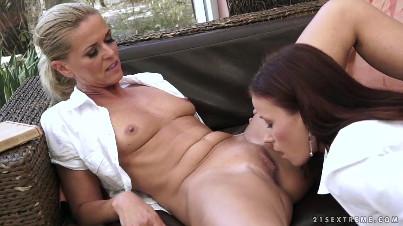 Naked Russian lesben horny
