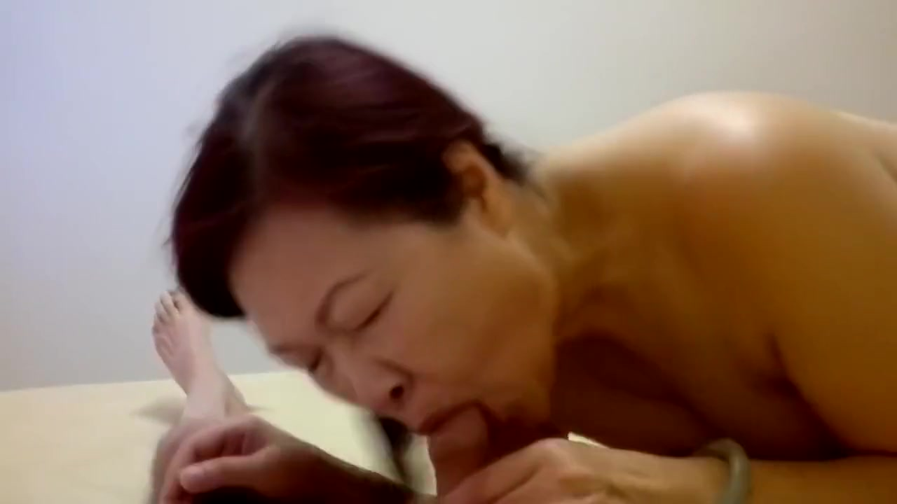 chinese asian hooker blow job pussy fuck anal fuck noisy cunt He Japanese Wife Next Door