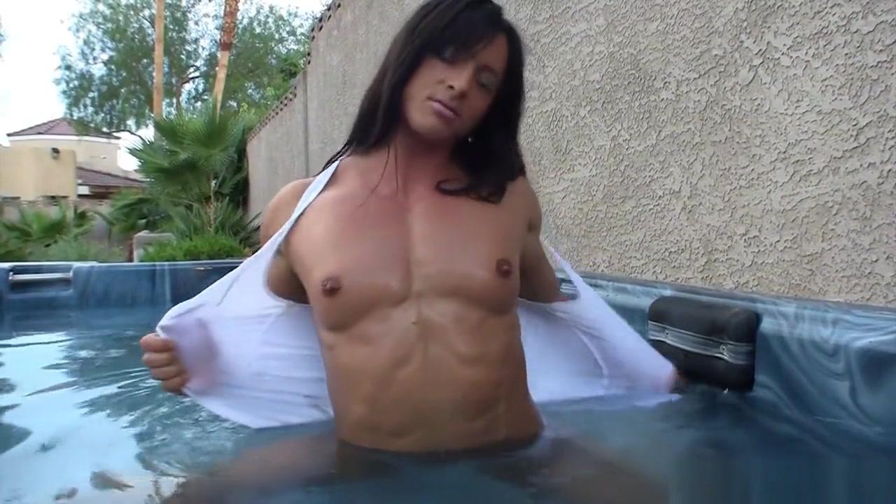 katka 3 Busty milf exercise nude