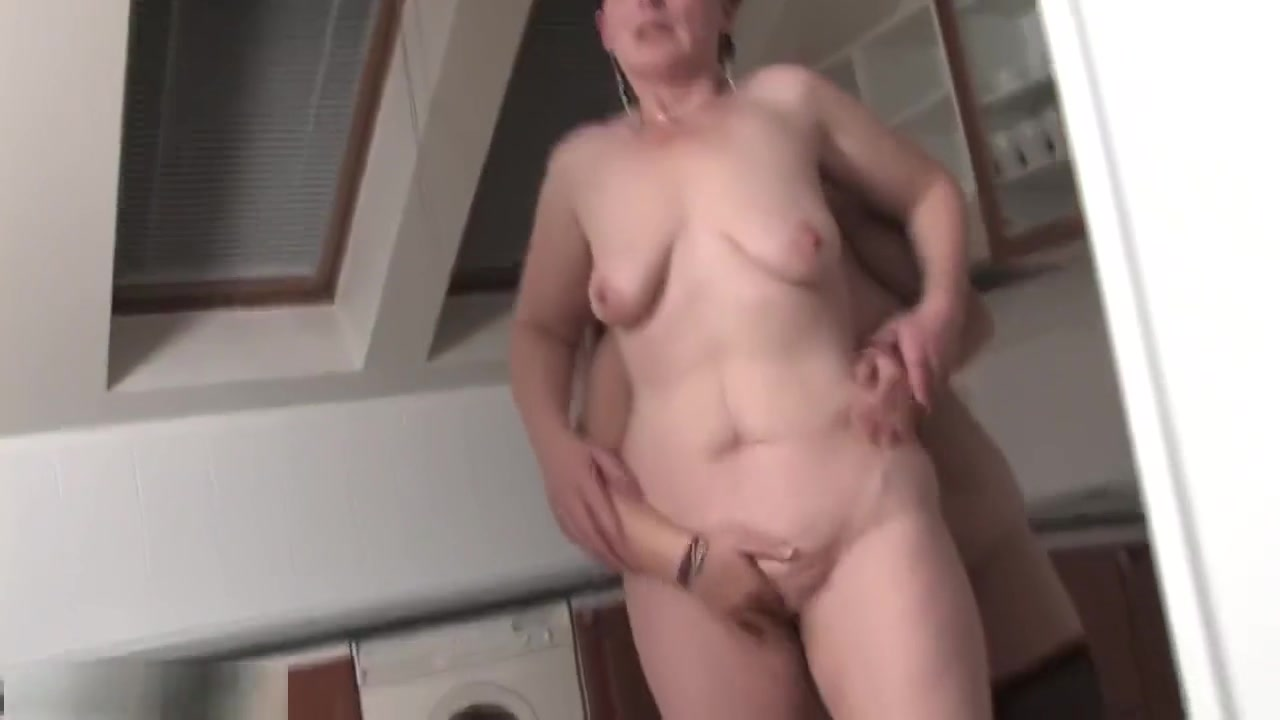 Mature bbw young makes guy love to