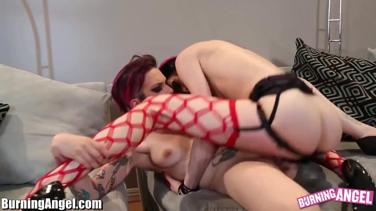 Masturbated Stockings lesbianas porn